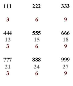 """""""If you only knew the magnificence of the 3, 6 and 9, then you would have a key to the universe."""" -Nikola Tesla"""