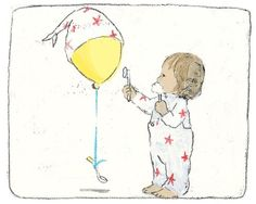 Emily's Balloon; the little girl in this book looks like my little Autumn... She loves this one.