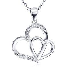 Together Forever Pendant Necklace