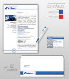 Stian/coordinato aziendale/Passaparola/Regalbuto