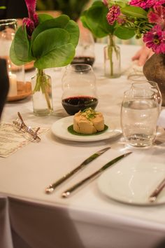 Our CHEFS TABLE Catering Concept Brings The Chefs To Your Table - The chef's table catering