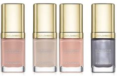 Dolce & Gabbana Nail Lacquer Collection for Spring 2015