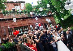 Villa 'Georgie Kongresse & Events' in Hamburg ist perfekt für Deine Gartenhochzeit!