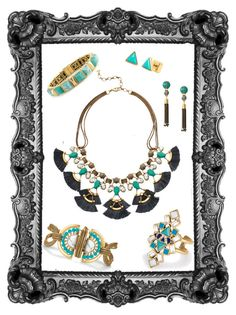 """""""Picture Perfect"""" by camillalh14 on Polyvore featuring Stella & Dot and stelladotstyle #necklaces #bracelets #fashion #style Check out the jewellery at www.stelladot.co.uk/camillalh"""