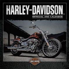 #Harley Davidson Calendario en EMP Online España • Tienda Rock •Heavy • Metal • Gótica y Alternativa