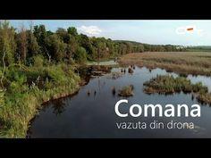 Descopera frumusetea Parcului Comana filmat FullHD cu drona Mavic Air - YouTube