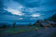Nearly morning. Mon Cham, #ChiangMaiThailand #Travel #Thailand ++ English language support >> http://ThailandHolidays7.com