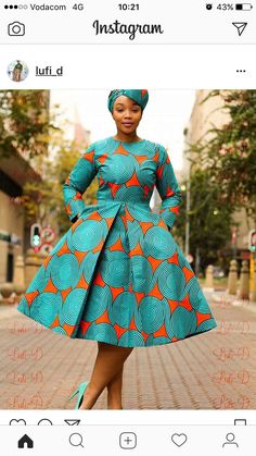 African print short dress, African fashion, Ankara, kitenge, African women dress… – Hey You Latest African Fashion Dresses, African Print Dresses, African Dresses For Women, African Wear, African Attire, African Prints, African Style, Ankara Fashion, African Dress Designs