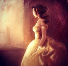 Belle :: Beauty and the Beast :: Disney Art