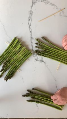 If you love asparagus as much as I do, the most frustrating this is losing a delicious spear between the grill grates! If you skewer them like I did in this video, you will never lose another spear again! Grill Grates, Grilling Tips, Grilled Asparagus, Gumbo, Skewers, Nook, Veggies, Okra, Grilling Asparagus