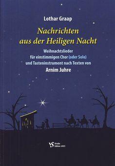 Graap, Lothar - Nachrichten aus der Heiligen Nacht