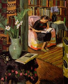 VANESSA BELL THE ARTIST'S DAUGHTER (c. 1935-6) More