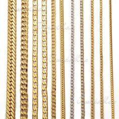 Mens Gold Chain Necklace, Mens Gold Bracelets, Mens Gold Jewelry, Men Necklace, Chain Bracelets, Gold Chain Design, Gold Bangles Design, Gold Jewellery Design, Diamond Chains For Men