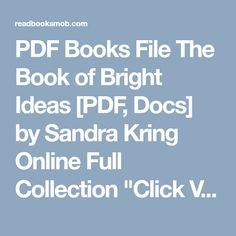 Best free books nursing research pdf kindle by janet houser pdf books file the book of bright ideas pdf docs by sandra kring fandeluxe Choice Image
