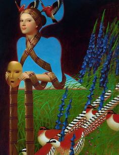 Andrey Remnev | OIL Echo 2011, 110x85, oil on canvas