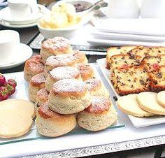 Dartmoor tearooms