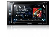 Pioneer AVHX2700BS Double DIN/BLUETOOTH/SIRIUS/DVD/MIXTRAX/APPMODE Car Receiver  http://www.productsforautomotive.com/pioneer-avhx2700bs-double-dinbluetoothsiriusdvdmixtraxappmode-car-receiver/