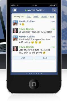 Facebook lança nova aplicação para melhorar acesso no iPhone e iPad