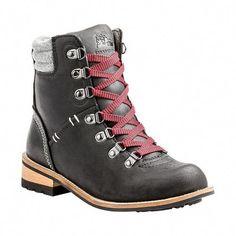 994920a9a8de Women s Kodiak Surrey II Fashion Hiker Boot - Black Old West Leather Boots   hikingbootsideas Kodiak