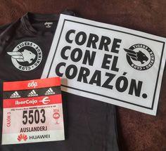 el #EdpRNRMadrid2016 fue mi primer maraton me dije que repetiria cada año y asi lo habia hecho hasta hoy que aun con dorsal la cabeza se impone ante la cercania de Paris y lo que vivi alla asi que lo hare de otra forma: animando y acompañando a amig@s que corren alguna de las 3 distancias ... a disfrutar de la mayor fiesta de running de Madrid!  #correConElCorazon #sienteElRugido #soyTigre #TigersRunningClub  #clubEXATECrunning #EXATEC  #mexicanrunner #mexasrunners #mexicanoseneuropa…
