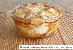 A legjobb Krémes francia rakott burgonya recept fotóval egyenesen a Receptneked. Vegetable Recipes, Meat Recipes, Vegetarian Recipes, Cooking Recipes, Recipies, Food 52, Diy Food, Quiche Muffins, Savoury Baking
