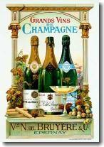 De Champagne Art Print by A. Eyckermans