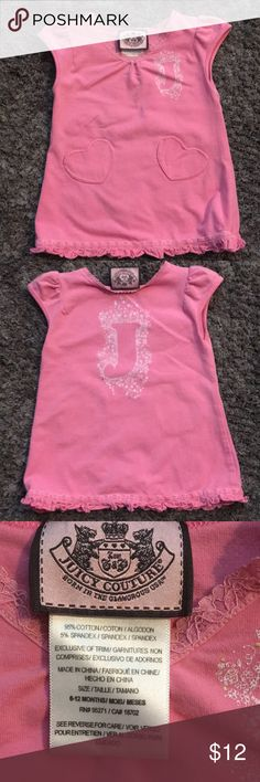 Juicy Couture infant dress 6-12 months Adorbs and great condition soft stretchy. 6-12 months Dresses Casual