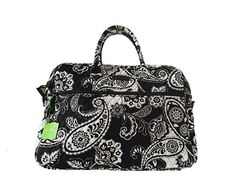 Vera Bradley Grand Traveler #VeraBradley #travelbag