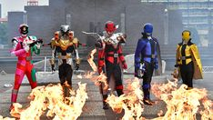 Power Rangers Comic, Go Busters, Cartoon Tv Shows, Back To The Future, Kaito, Kamen Rider, Samurai, The Cure, Hero