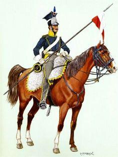 Ulano della legione della Vistula