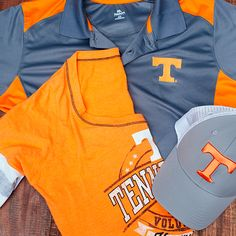 I said it's great to be a Tennessee VOL!