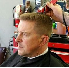 flattop haircut Repined by theGreaseShop.com for slick hair products.
