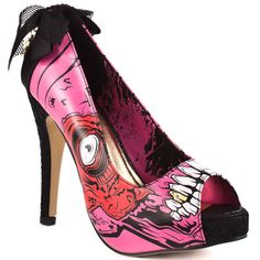 Even better, zombie shoes!!