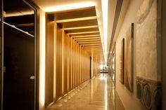 Home Office Design Corridor Interior