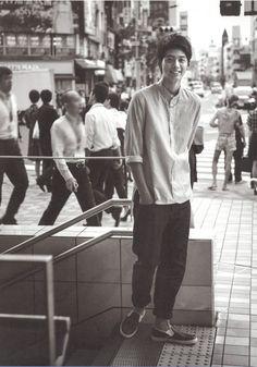 竹内涼真さん Ryoma Takeuchi (Japanese Actor)