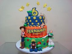 Maquete Toy Story