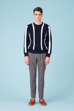 [No.35/38] MR.GENTLEMAN 2014春夏コレクション | Fashionsnap.com