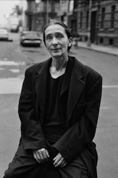 PETER LINDBERGH - PINA BAUSCH, ARMANI, PARAMOUNT STUDIOS, HOLLYWOOD, LOS ANGELES, 1996