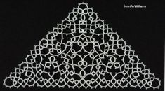 check out later. The NEW Tatting Class Homework Site. lots of eye candy and tatting pattern links.Check it out! Crochet Stitches Patterns, Lace Patterns, Stitch Patterns, Knit Stitches, Knitting Patterns, Needle Tatting, Tatting Lace, Loom Knitting, Free Knitting