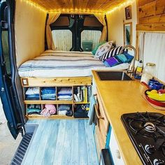 Van Conversion Ideas 14