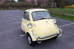 Little cars, big deals by Bmw E28, Bmw Isetta, Bmw For Sale, Cars For Sale, Bmw M Series, Bmw Motors, Unique Cars, Motor Car, Classic Cars