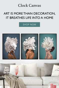 ✅ Thousands of 5 star reviews ✅ Local shipping in over 20 countries ✅ Buy now, pay later interest free Shop now -> www.clockcanvas.com Luxury Bedroom Furniture, Diy Bedroom Decor, Living Furniture, Tres Bien Shop, Special Massage, Front Door Christmas Decorations, Rose Candle, Water Art, Custom Home Designs