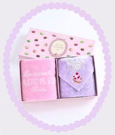 Cute Laduree towels!