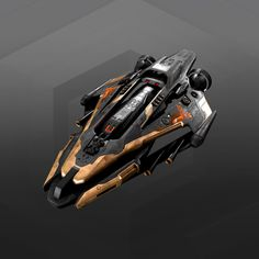 Space Ship Concept Art, Concept Ships, Spaceship Art, Spaceship Design, Space Fighter, Starship Concept, Space Engineers, Sci Fi Ships, Templer