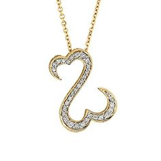 14K Yellow Gold Plated White Cubic Zirconia Open Heart Pe... https://www.amazon.com/dp/B06XSL9JRL/ref=cm_sw_r_pi_dp_x_XnG1yb1P9TEWD