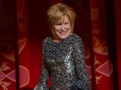 Bette Midler fine After Falling During hello Dolly  #bettemidler