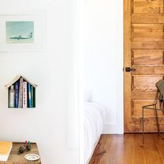 CURBED: A tiny cabin in an all-American town offers a designer respite.