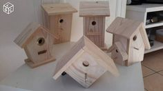 Nichoir fabrication maison Bricolage Aude - leboncoin.fr