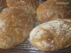 Jednoduché chlebové bochníky (fotorecept)