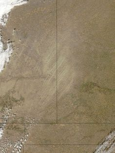 Dust storms in Kansas and Colorado